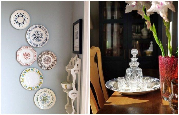 11 старинных предметов из бабушкиной квартиры, которые отлично впишутся в современный интерьер