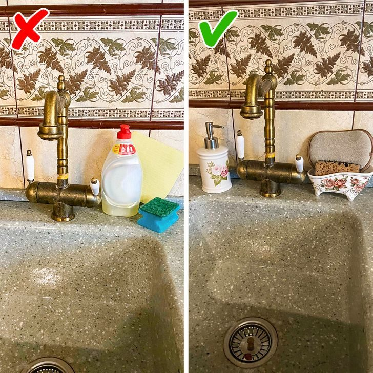 10 хитрых уловок, которые позволят избежать каждодневной уборки