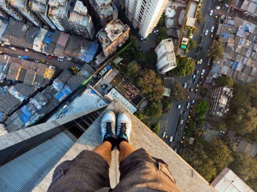 Фобии из прошлой жизни: откуда берётся страх высоты или воды?