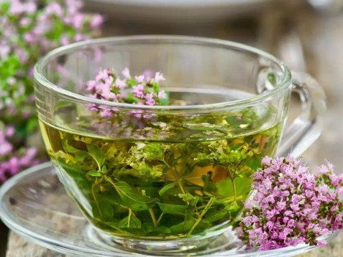 Рецепт травяного чая от десяти невзгод