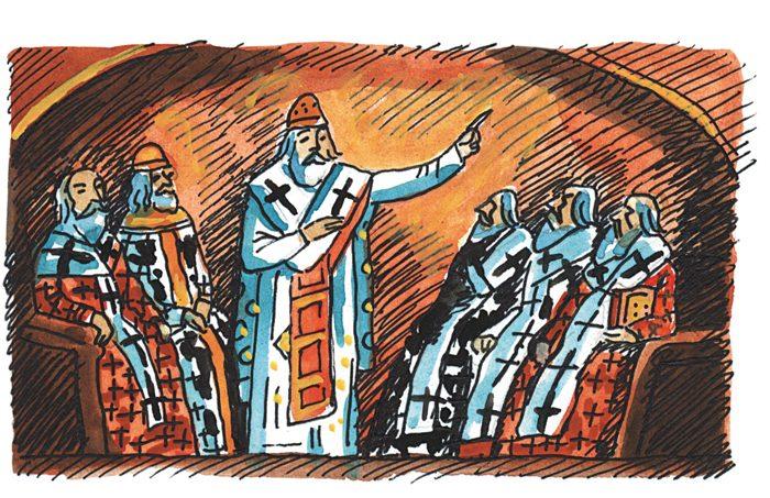 С наступившим, православные!