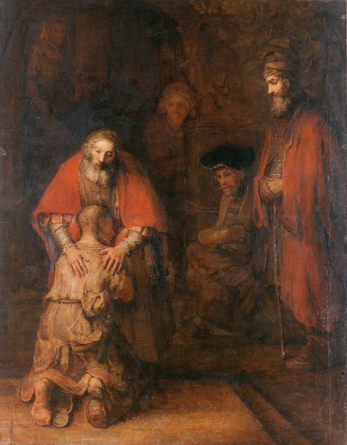 Бунин и притча о блудном сыне