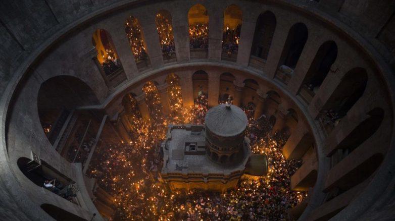 Где и почему воскрес Христос?