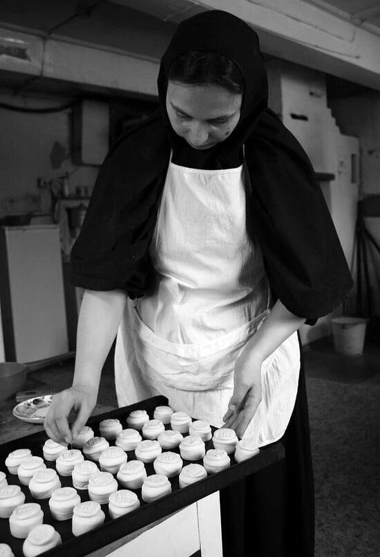 Рассказ о жизни настоятельницы Спасо-Преображенского монастыря в Усолье