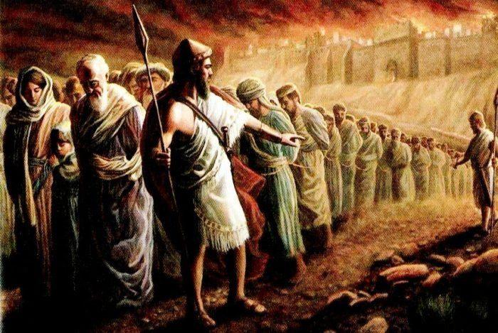 Главная библейская трагедия
