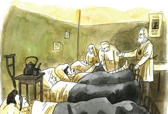 История святого врача: мальчик, который стал хирургом