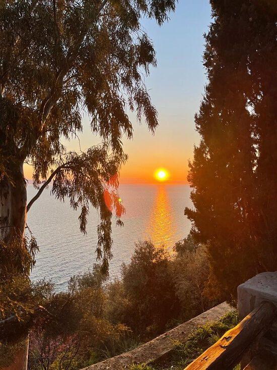 Паломничество на Афон как подарок к 12-летию