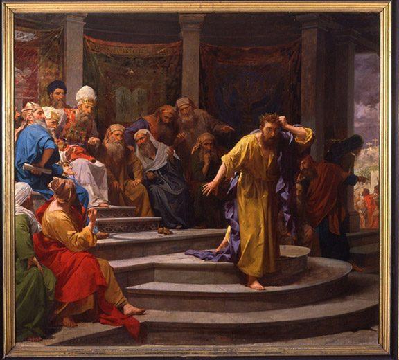 Об истинных причинах самоубийства Иуды