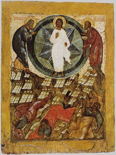 О празднике Преображения Господня