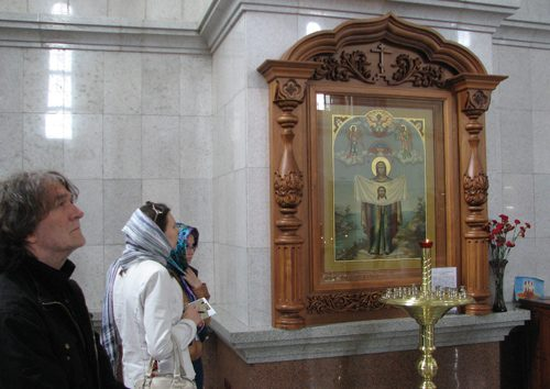 Порт-Артурская икона Богородицы
