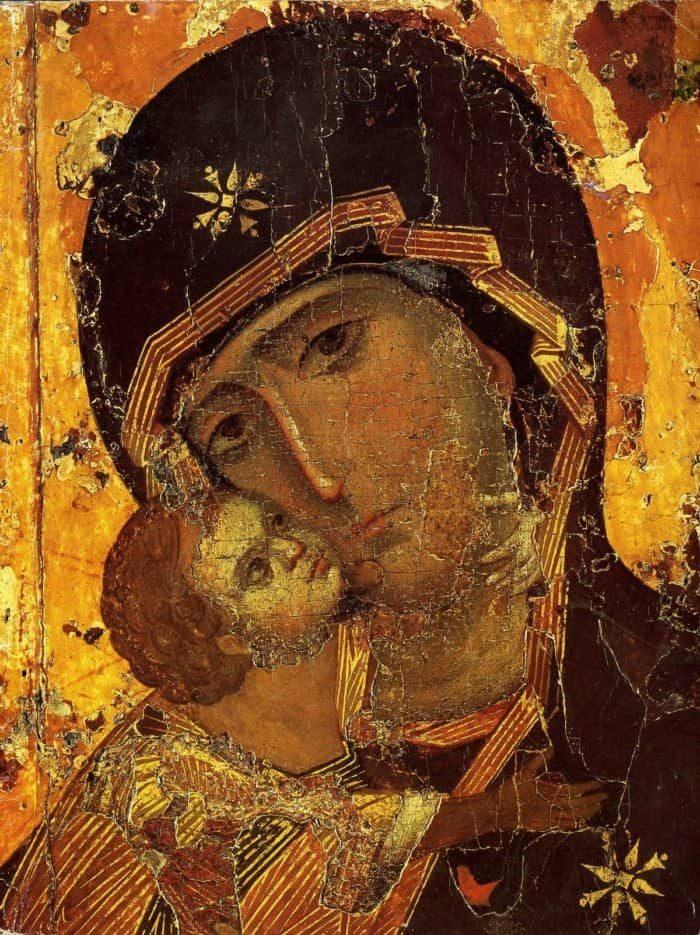 Чудо, разогнавшее тьму: история Сретения Владимирской иконы Божией Матери