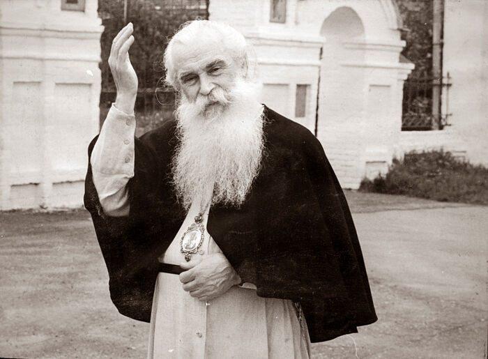 Дар преподобного Сергия Радонежского