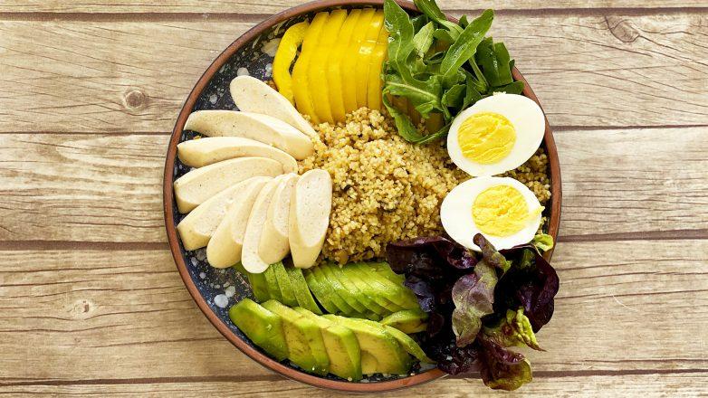Поке - самое трендовое блюдо - в 10 раз дешевле, чем в ресторане! Гавайская кухня