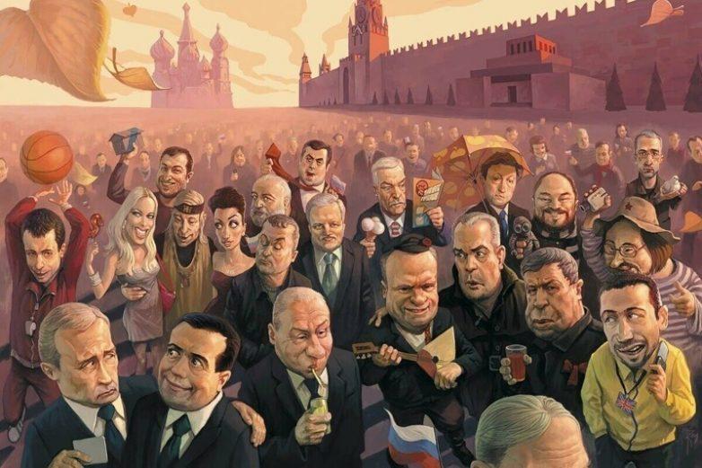 Внимание! Оказывается, ещё в апреле у российской элиты был доступ к вакцине от COVID-19