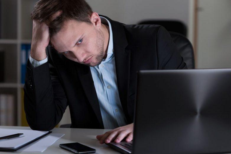 Риск болезней сердца из-за сверхурочной работы
