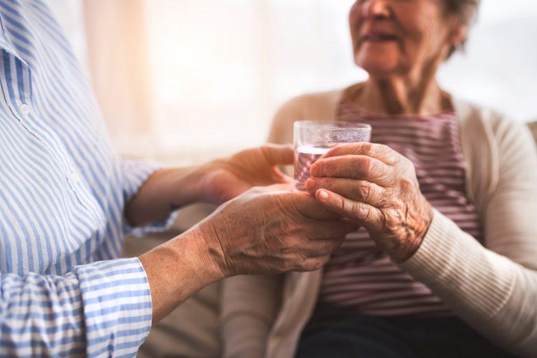 Что такое возрастное обезвоживание?
