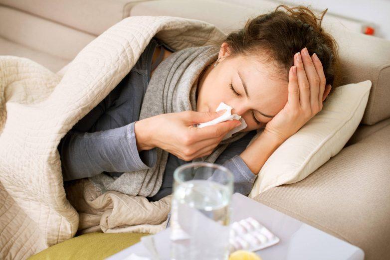 Меры профилактики гриппа