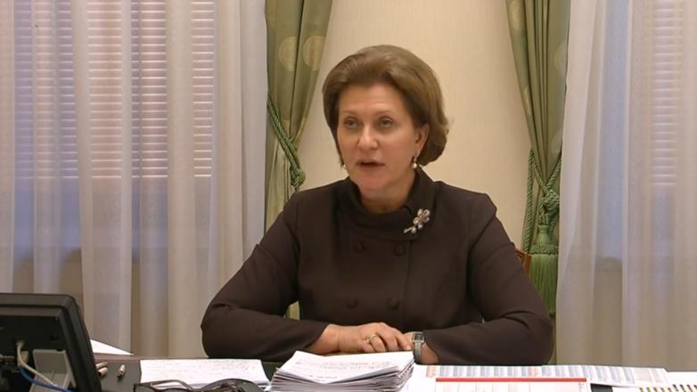 Попова считает, что отсутствуют основания для введения в России локдауна