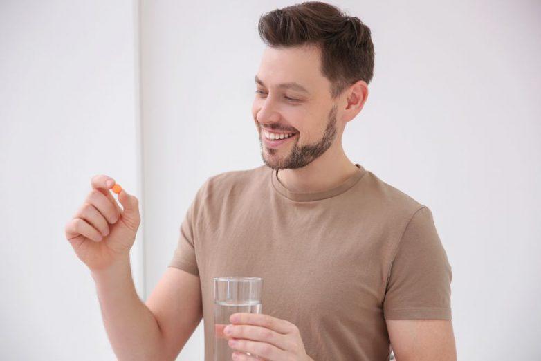 5 главных витаминов для мужчин