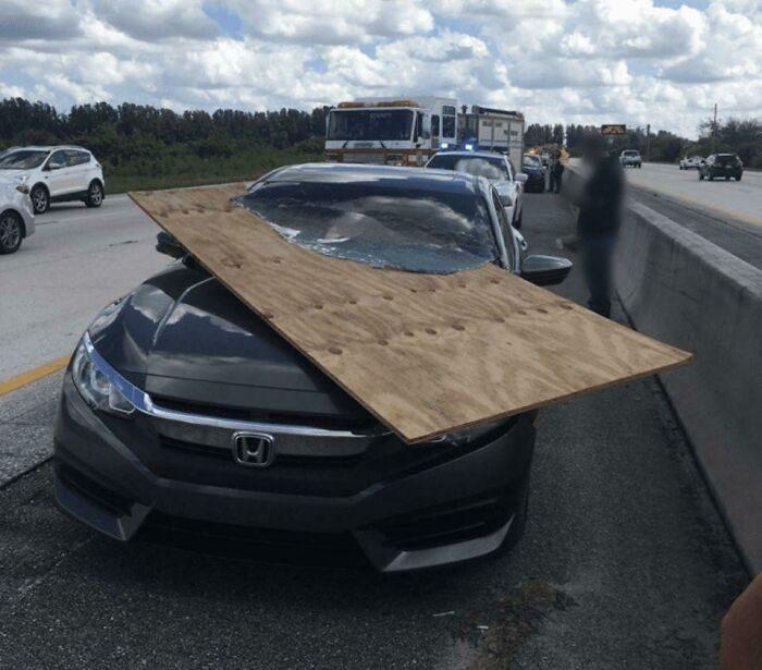 Самый худший день из жизни автовладельцев