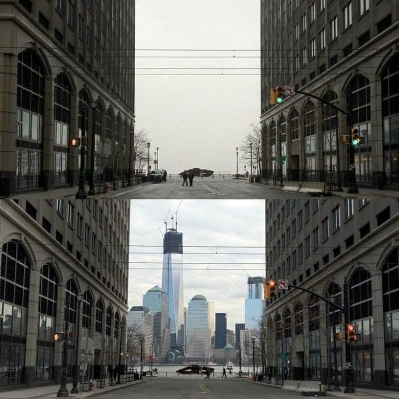 """18 фотографий в стиле """"До и После"""""""