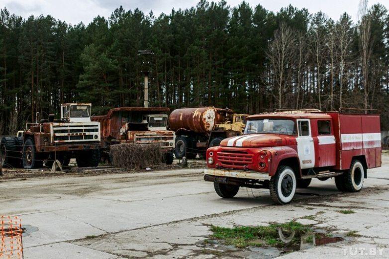 Как выглядит Чернобыль 35 лет спустя