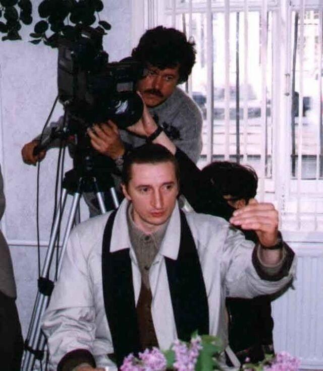 Атмосферные снимки из 90-х годов