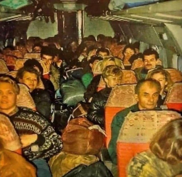 Атмосферные фото из 90-х