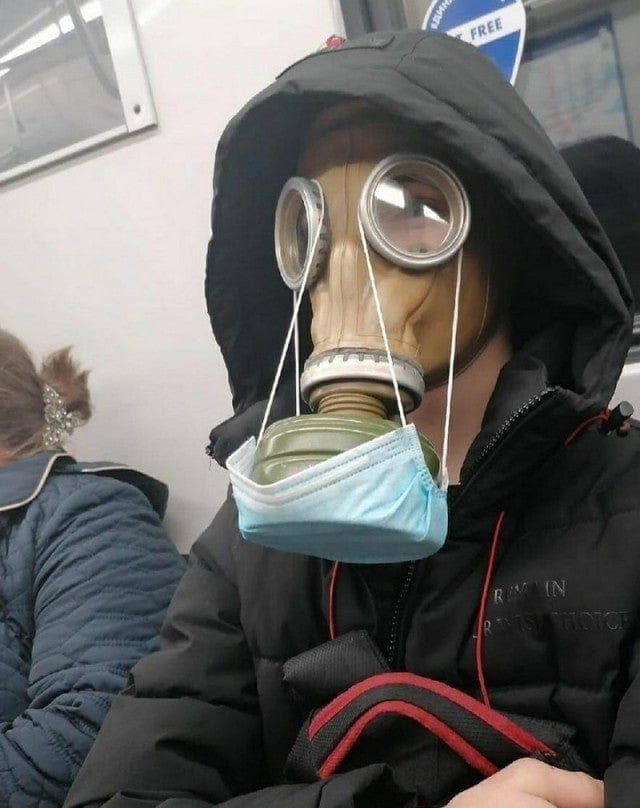 Типичный день в России