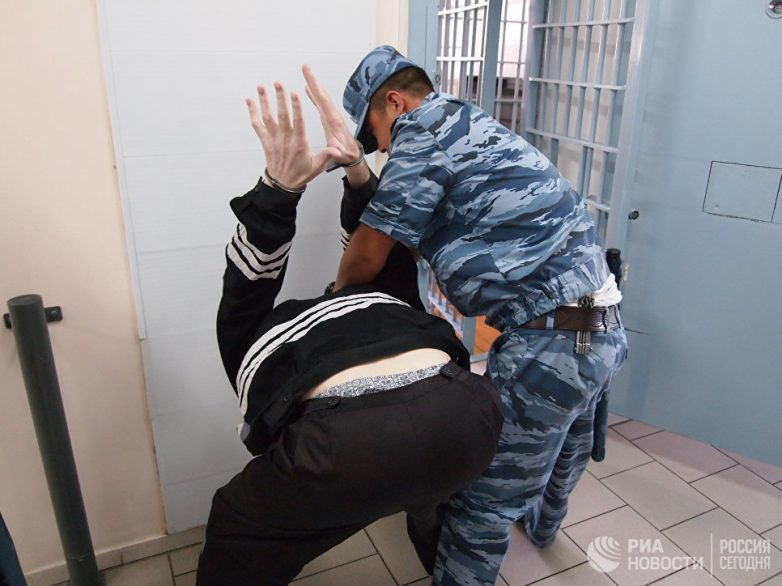 Тюрьмы особого режима в россии