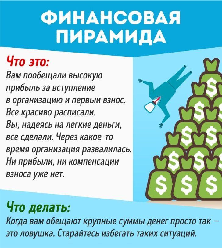 10 самых часто используемых уловок мошенников