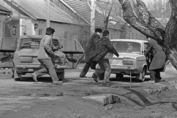 Как банда «Белый крест» пыталась совершить в СССР государственный переворот