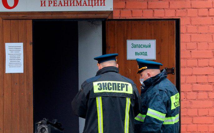 Нажива на ковиде: кто поставил в рязанскую больницу опасные аппараты ИВЛ