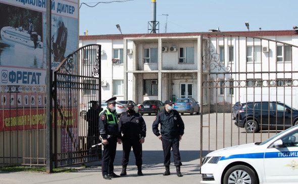 В Ростове-на-Дону на рынке произошла массовая драка со стрельбой