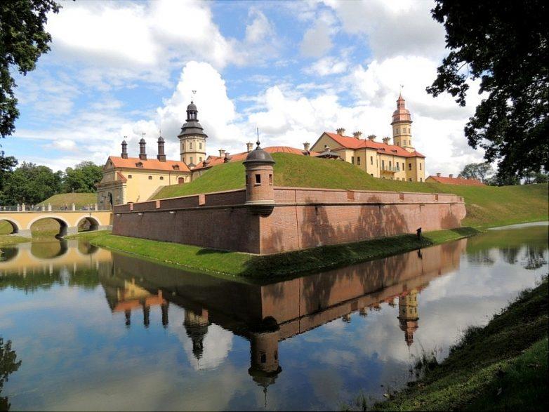 Несвижский замок — жемчужина Минской области