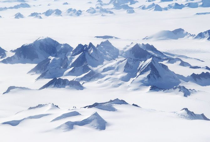 Потрясающие места планеты, где почти не ступала нога человека
