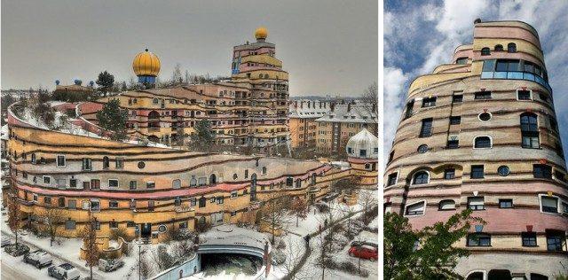 9 самых безумных зданий планеты, которые ломают мозг и поражают воображение