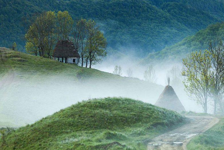 Вдали от цивилизации: 50 уединённых домиков в разных уголках планеты