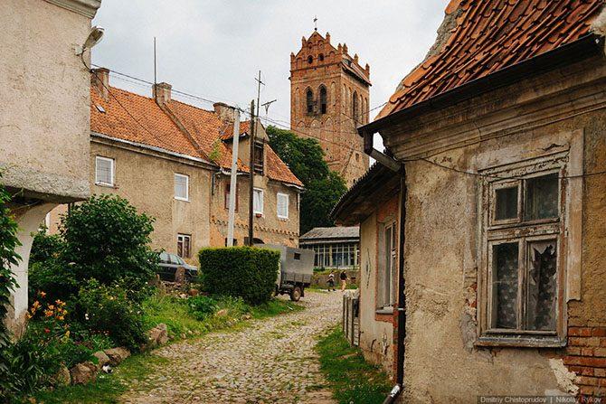 Из первых уст: путешествие по старинным русско-немецким городкам Калининградской области