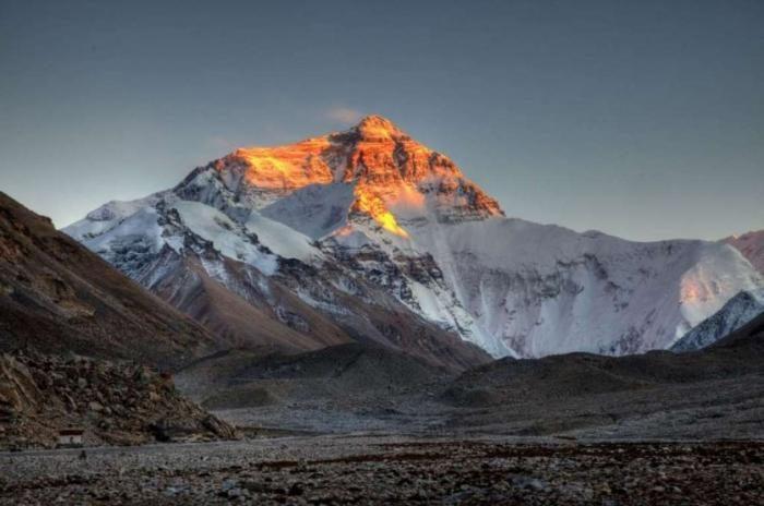 Гора выше эвереста