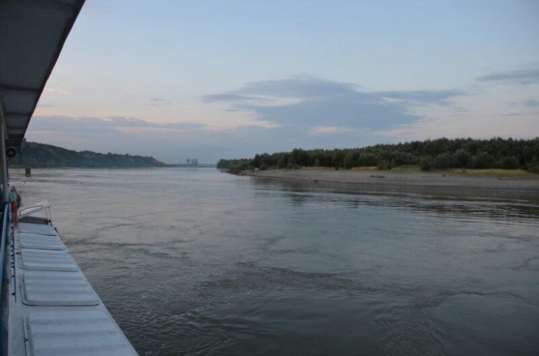 Какая река в барнауле