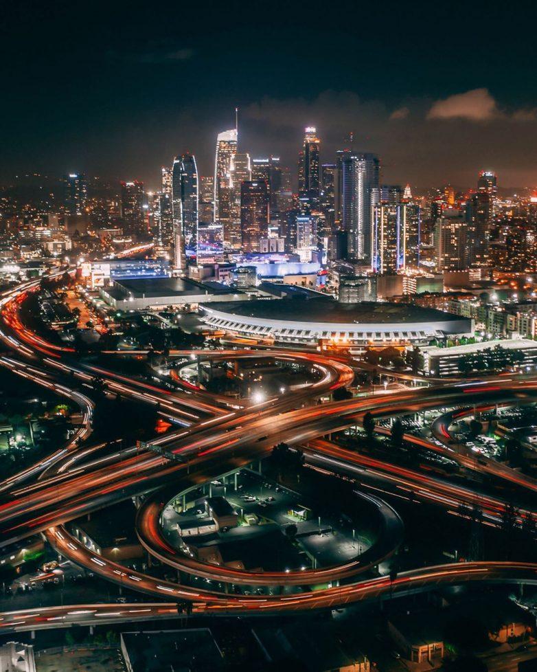 Закон каменных джунглей: атмосферные городские снимки Крейга МакНэри