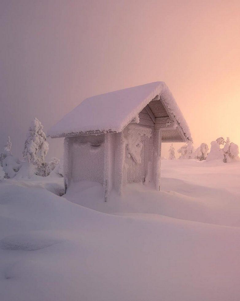 Зима близко... и это здорово!