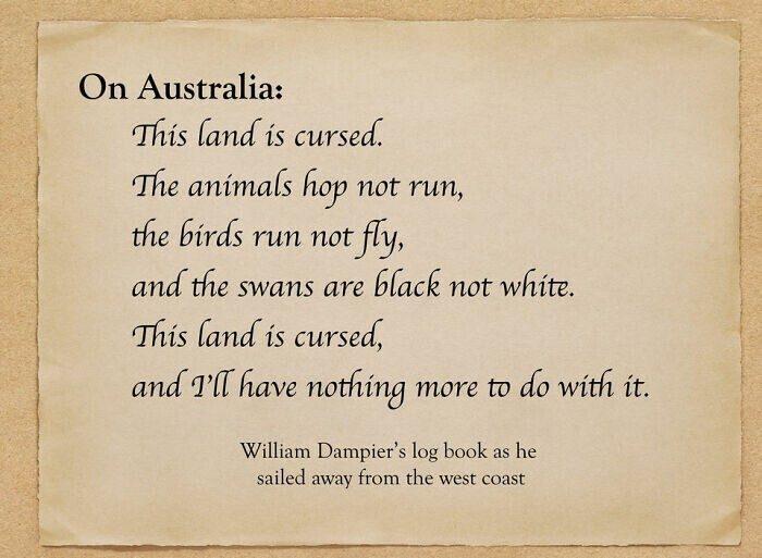 20 смешных и жутких фотодоказательств того, что Австралию тоже ни умом не понять, ни аршином общим не измерить