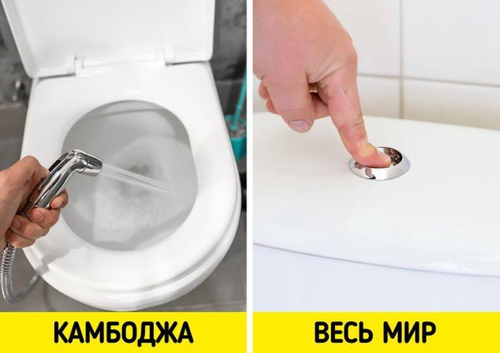 7 стран с необычными туалетными традициями и привычками