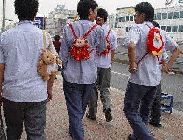 12 безумных ситуаций, которые возможны только в Азии