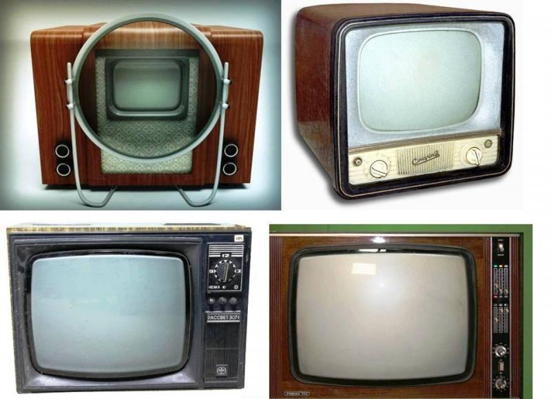 да, список цветных телевизоров ссср с фото боялись, забудь про