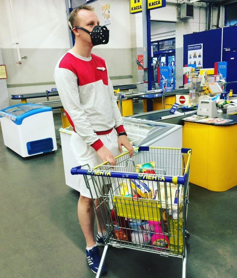 система картинка мужики в магазине удовольствием