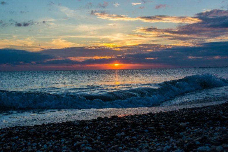 Майский отдых на Чёрном море
