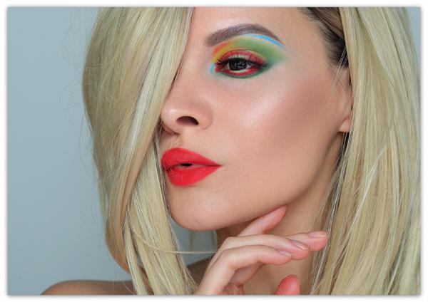 Ошибки летнего макияжа, которые совершают практически все женщины